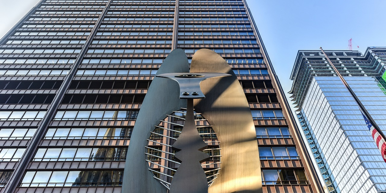 Chicago daley center picasso 2