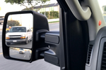 Blind spot detectors can relay information directly to a rearview mirror, much like a HUD display on the windshield.
