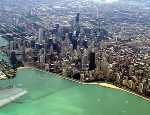 Unemployment rates drop in Illinois metro areas.