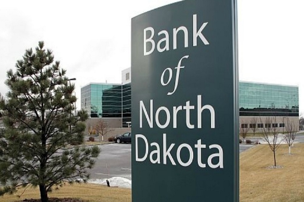 The institution is the only state-owned bank in the United States.
