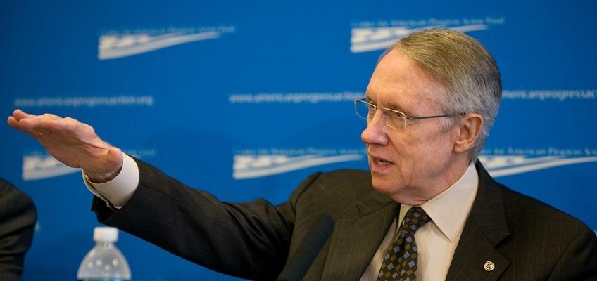 Senate Minority Leader Harry Reid (D-Nevada)