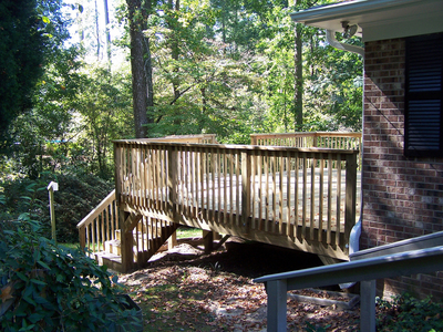 A deck can be one of the best features of a home, but maintenance is required.