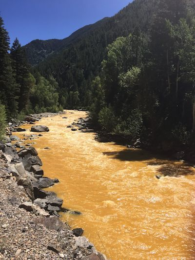 EPA releases more information on Gold King Mine spill.