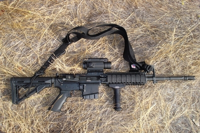 Medium ar15 aimpointcompm4