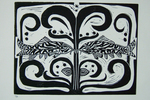 Linocut art is an old method with modern potential.