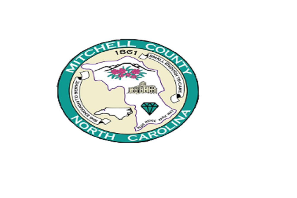 Mitchell county seal