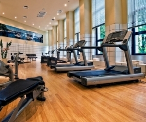 Medium fitnesscenter