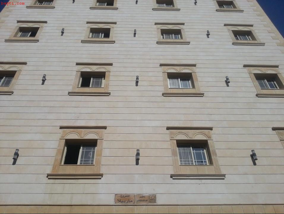 Luxury apartments are available in Jeddah