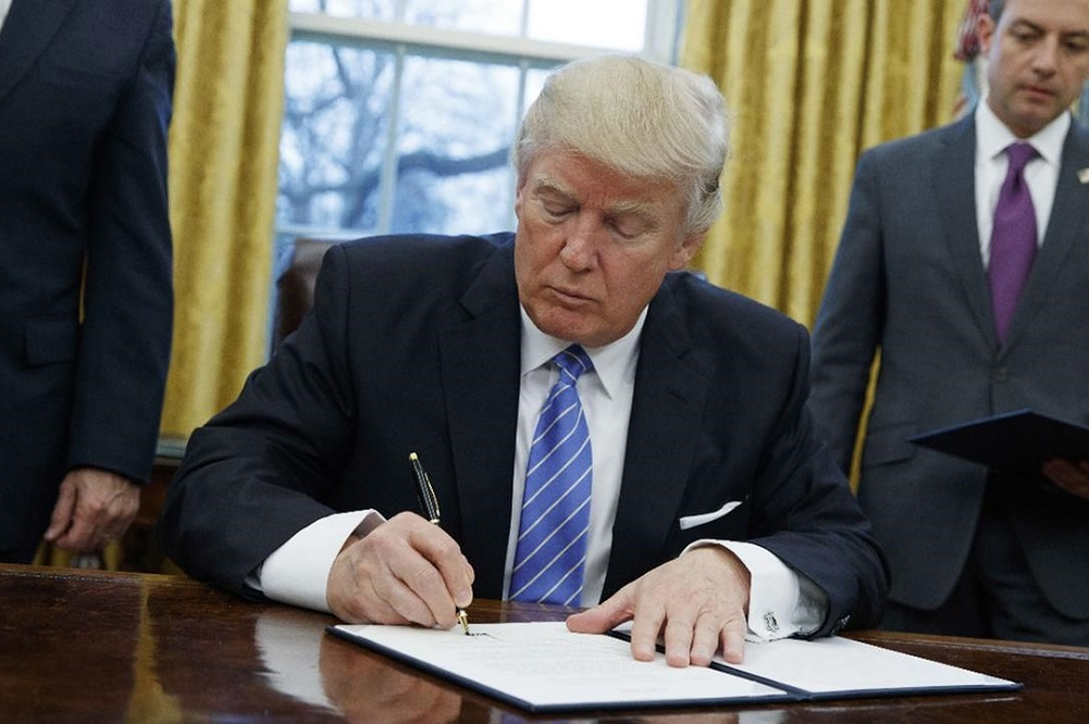 The executive order signed by President Donald Trump this week has caused some conversation, and a little confusion.