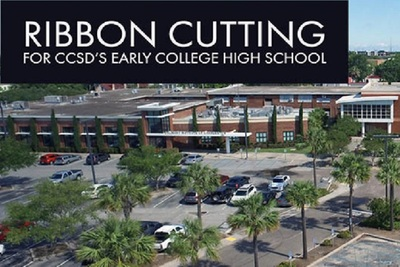 ECHS offers a personalized learning program offered in partnership with Trident Technical College.