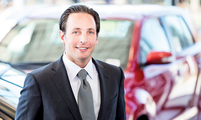 DARCARS President and Chief Executive Officer John Darvish, Jr.
