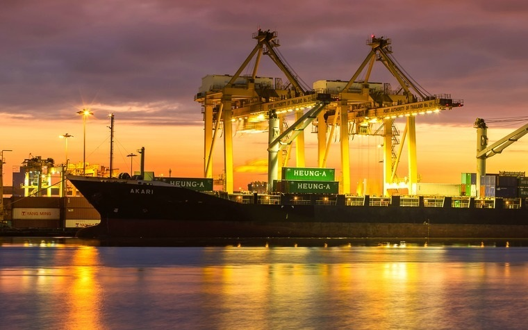 Container volume at the port was up 1.2 percent compared to 2015.