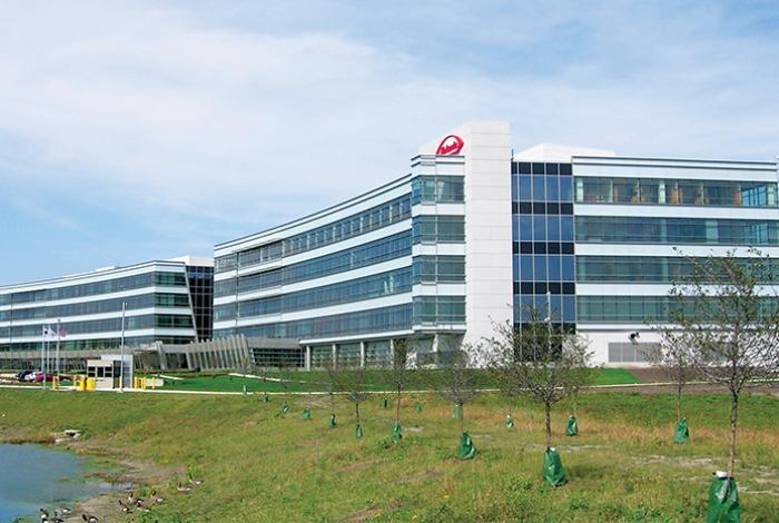 Takeda Pharmaceuticals paid more than $22 million in property taxes on its Deerfield headquarters.