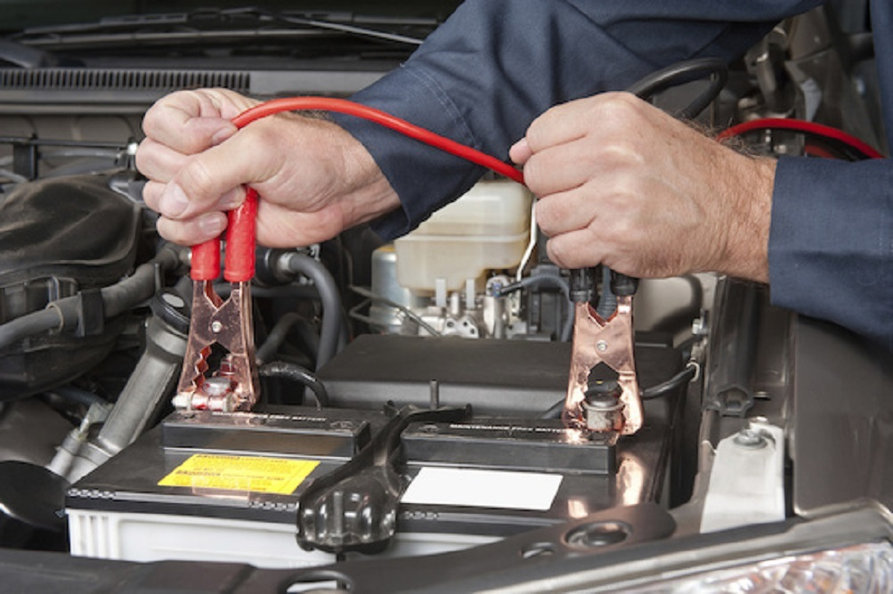 Both extremes of heat and cold can actually damage the battery.