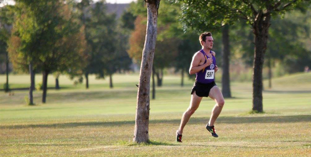 ONU's Wesley Meyer finished in sixth place at the Brissman/Lundeen Classic Invitational.
