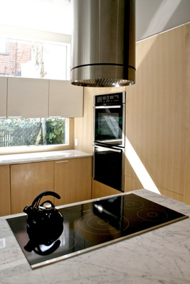 Magnetic induction cook-tops are key to making a kitchen energy efficient.