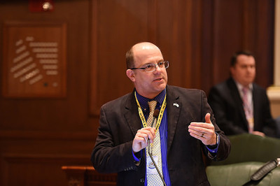 Illinois state Rep. Mark Batinick (R-Plainfield)