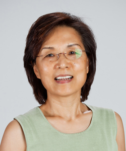 TSRI Associate Professor Hyeryun Choe led a  study that may facilitate future treatment options for viral infections.