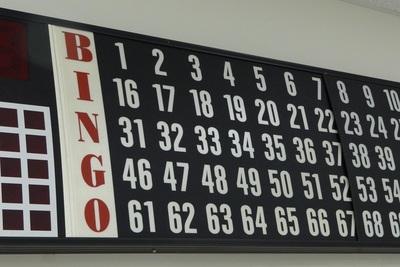 Medium bingo