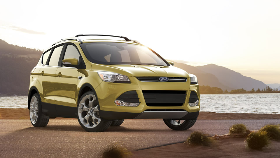 Ford Escape Colors >> 2019 Ford Escape Blends Sharp Appearance With Smart