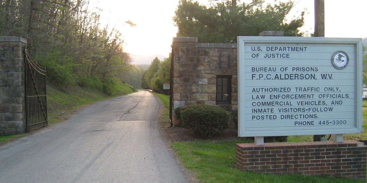Former Alderson inmate says prison official raped her