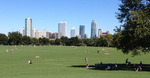 Zilker Park is the perfect place for a Saturday afternoon