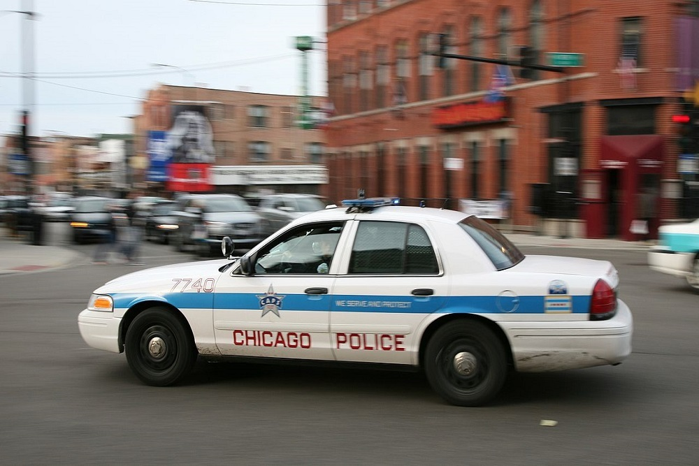 Former Chicago police superintendent told a radio show he could not fire the officer who shot the man.