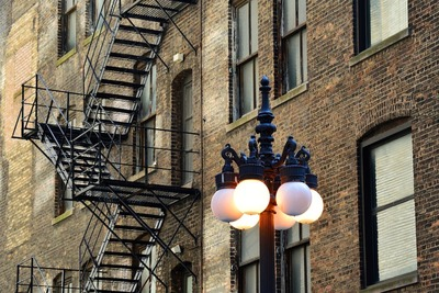 Medium chicago streetlight(1000)