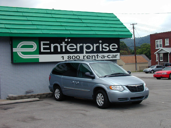 Point Plesant Wv Rent A Car