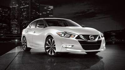 The new Maxima impresses from every side.