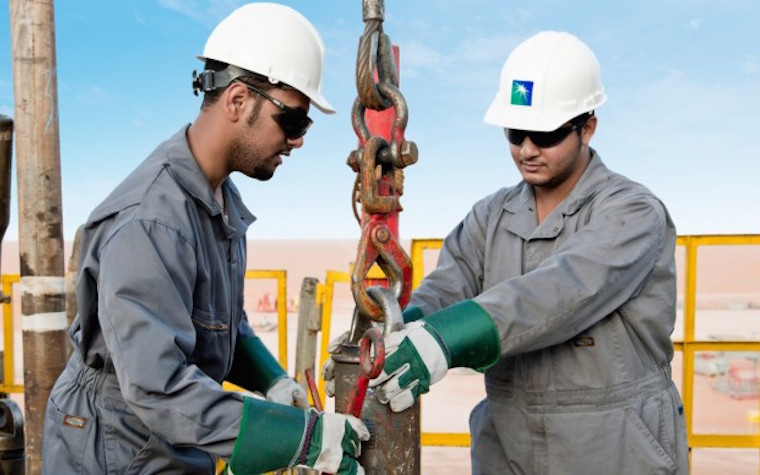 Saudi Aramco launches training academy for drilling industry