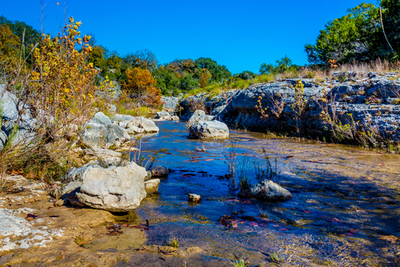 The countryside surrounding Hill Country is rife with natural beauty.