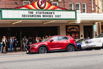 Arriving in style, the seven finalists were celebrated May 17 at the Paramount Theater.