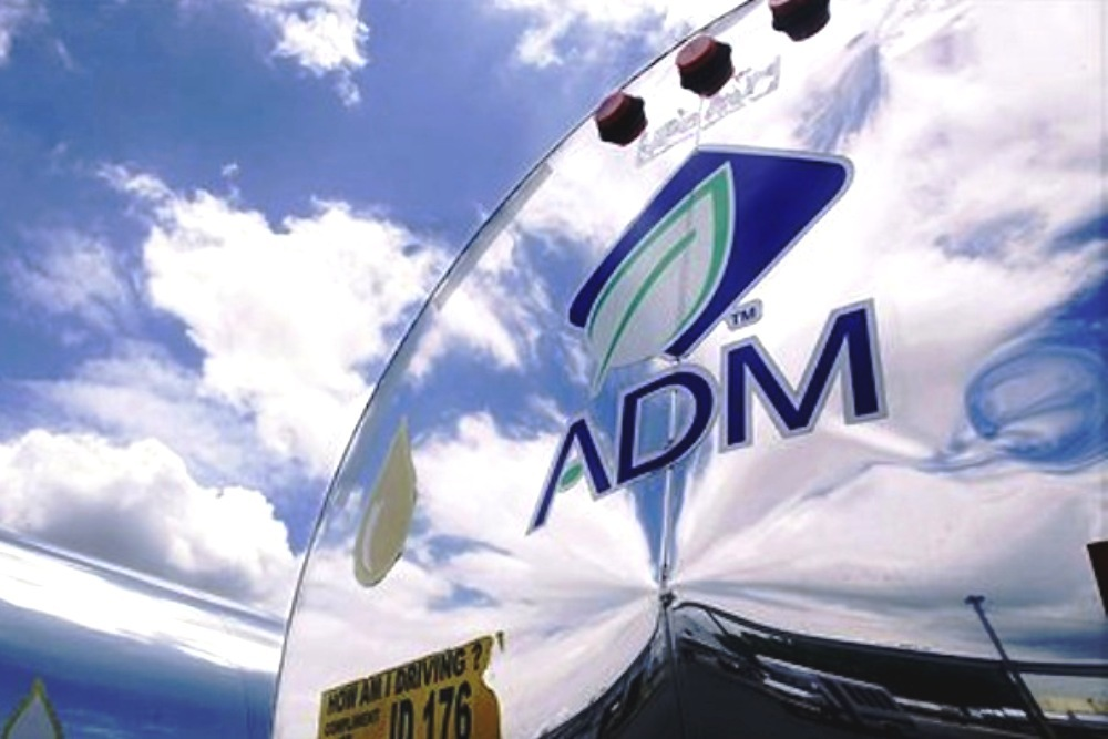 Archer Daniels Midland, based in Chicago, provides food products to 160 nations.