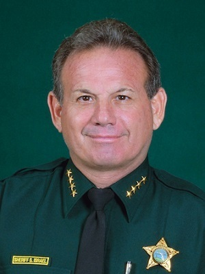 Broward County Sheriff Scott J. Israel