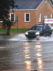 Dauphin County program may help grant 10 affected municipalities lower flood insurance premiums.