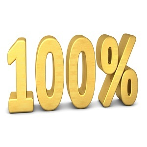 Baxter earned a score of 100 percent on the 2017 CEI.
