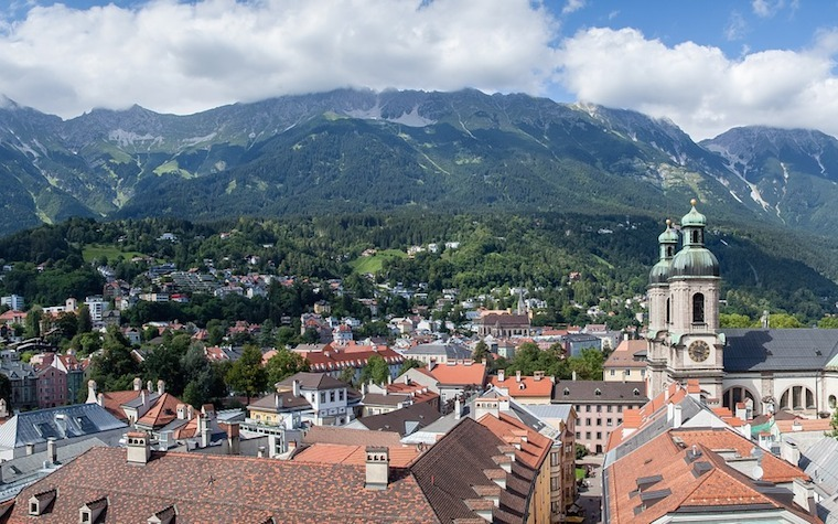 Students from 20 U.S. institutions recently completed the 41st UNO-Innsbruck International Summer School, hosted by the University of New Orleans in Innsbruck, Austria, which offers students a wide range of course opportunities.