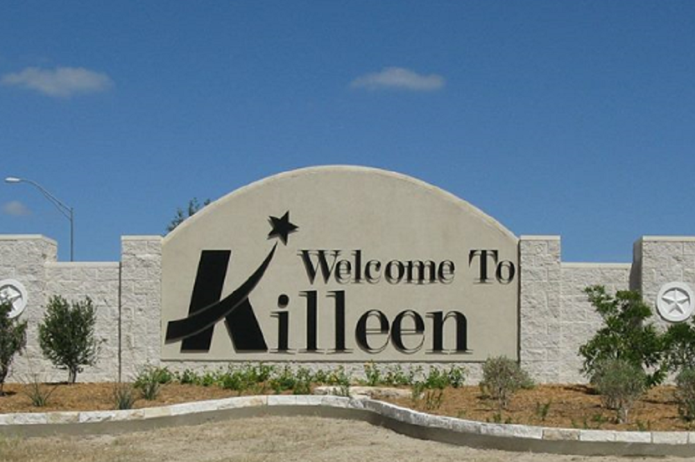 Killeen's population numbers went from 86,911 in 2000 to 140,806 in 2015.