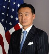 C.S. Eliot Kang, Deputy Assistant Secretary, Bureau of International Security and Nonproliferation, for the U.S. State Department delivered comments on Monday to the International Atomic Energy Agency in Vienna, Austria.