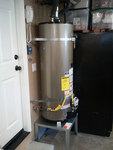 There's one in every home, and a water heater can become a rocket in the wrong circumstances.