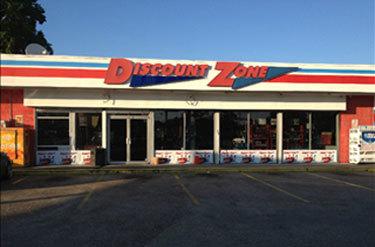 Discount zone commercial window film