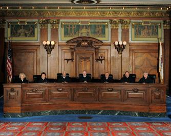 Large illinois supreme court group