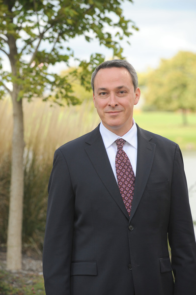 Michael Sturino, president and CEO of the Illinois Road and Transportation Builders Association