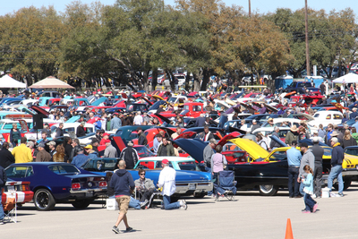 Last year's car and plane show at the Georgetown airport drew almost 400 entries.