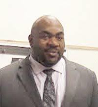Nichols Middle School Principal Adrian Harries