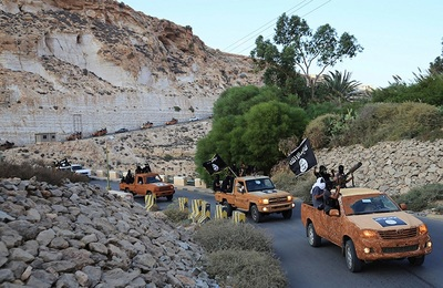 ISIS' growing presence in Libya