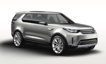 Land Rover is reportedly working on a new Discovery.