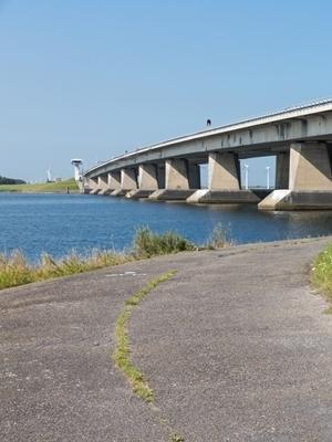 Medium concrete bridge