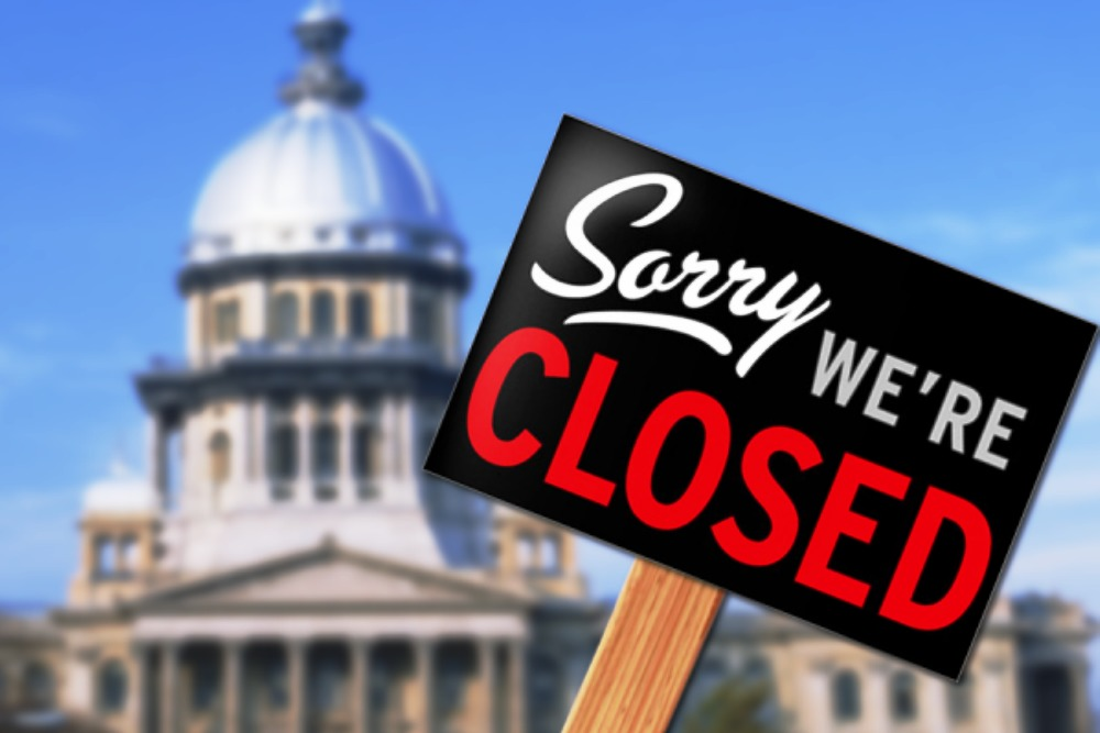House Speaker Michael Madigan canceled a scheduled House session for the third consecutive week.